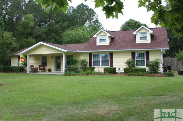 1231 301 South Highway S, Glennville, GA 30427 (MLS #193172) :: Heather Murphy Real Estate Group