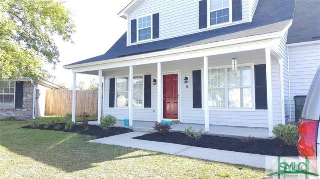 8 Victoria Court, Pooler, GA 31322 (MLS #193174) :: Heather Murphy Real Estate Group
