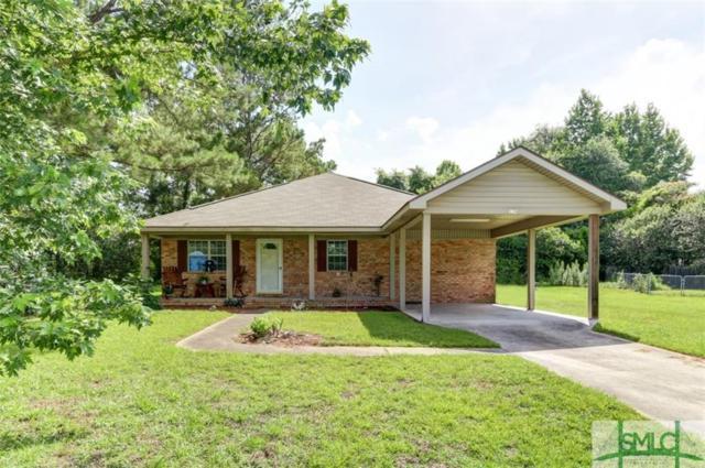 129 Oakwood Court, Springfield, GA 31329 (MLS #193180) :: Heather Murphy Real Estate Group