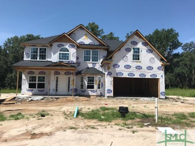 32 Flemington Oaks Drive, Hinesville, GA 31313 (MLS #193191) :: Heather Murphy Real Estate Group