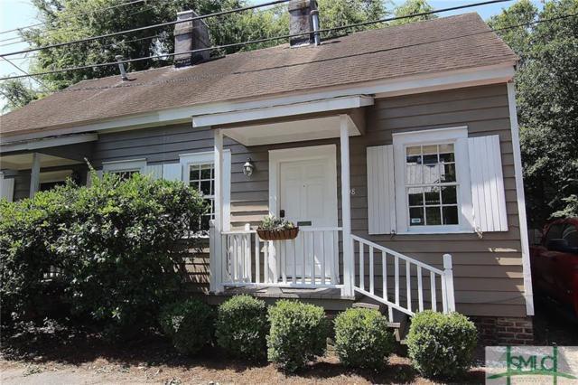 108 W Duffy Lane, Savannah, GA 31401 (MLS #193194) :: Heather Murphy Real Estate Group