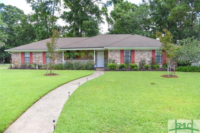84 Red Fox Drive, Savannah, GA 31419 (MLS #193228) :: The Arlow Real Estate Group