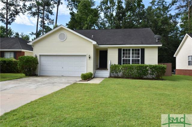 123 Wimbledon Drive, Savannah, GA 31419 (MLS #193245) :: The Robin Boaen Group