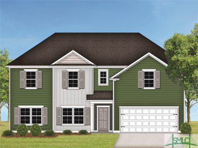 184 Sawgrass Drive, Savannah, GA 31405 (MLS #193275) :: Coastal Savannah Homes