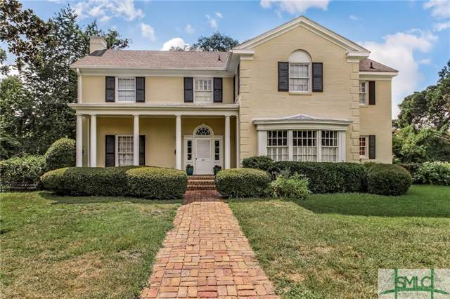 807 Goebel Avenue, Savannah, GA 31404 (MLS #193289) :: McIntosh Realty Team