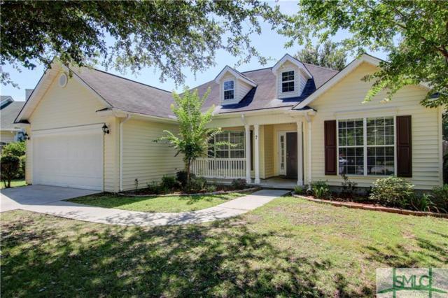 7 Sunset Way, Savannah, GA 31419 (MLS #193294) :: The Arlow Real Estate Group