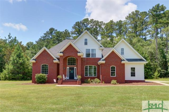 112 Riley Court, Springfield, GA 31329 (MLS #193307) :: The Arlow Real Estate Group