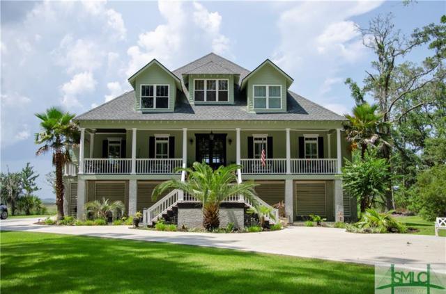 1322 Riverpoint Lane NE, Townsend, GA 31331 (MLS #193308) :: Coastal Savannah Homes