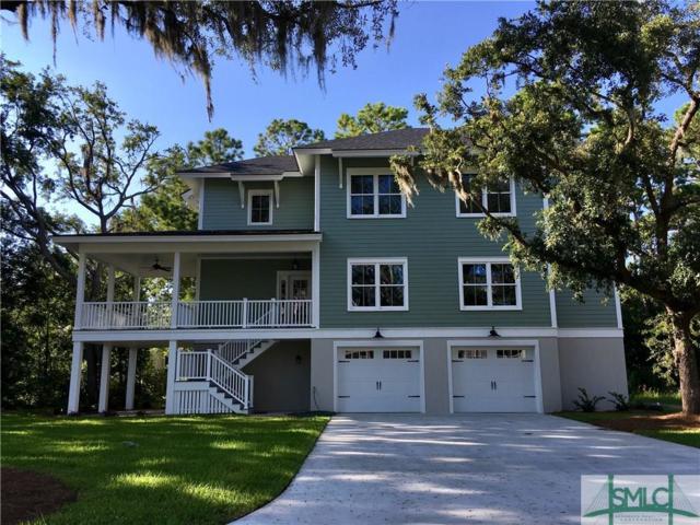 106 Natalie Court, Savannah, GA 31410 (MLS #193341) :: The Arlow Real Estate Group