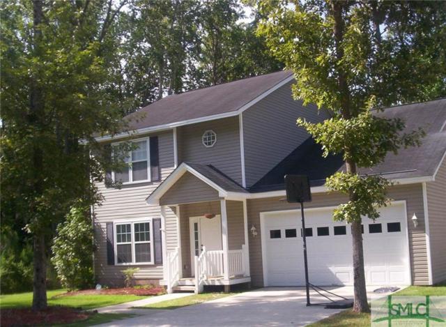 101 Courtland Drive, Savannah, GA 31419 (MLS #193345) :: The Arlow Real Estate Group