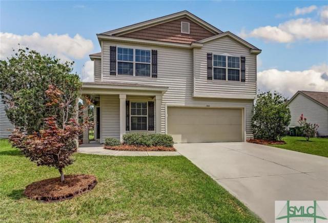 320 Hitching Post Lane, Pooler, GA 31322 (MLS #193357) :: Coastal Savannah Homes
