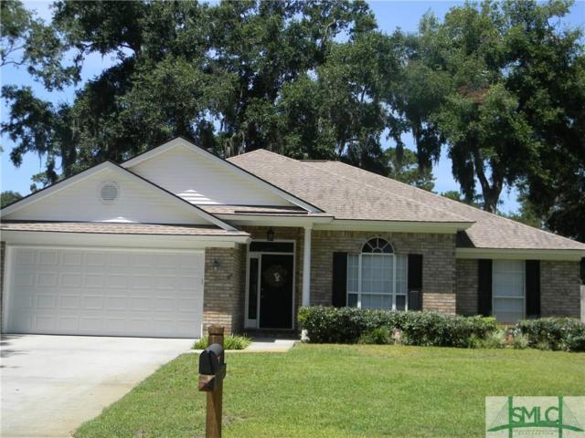 129 Sweet Gum Road, Savannah, GA 31410 (MLS #193398) :: The Arlow Real Estate Group