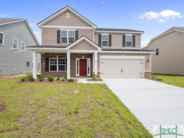 29 Teal Lake Drive, Savannah, GA 31419 (MLS #193410) :: Keller Williams Realty-CAP