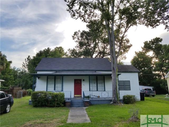 107 Antrim Street, Port Wentworth, GA 31407 (MLS #193434) :: The Arlow Real Estate Group