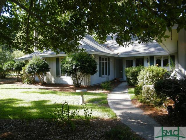 36 Hemingway Circle, Savannah, GA 31411 (MLS #193447) :: Coastal Savannah Homes