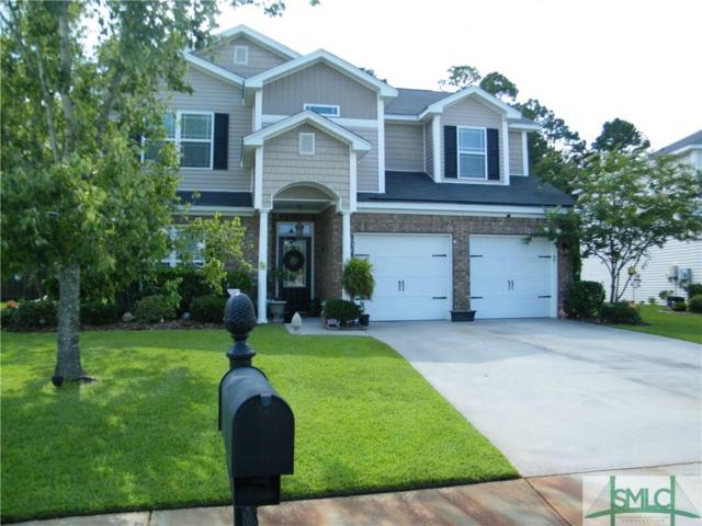 162 Somersby Boulevard, Pooler, GA 31322 (MLS #193449) :: McIntosh Realty Team