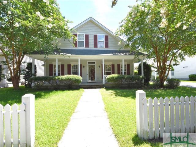174 Cherryfield Lane, Savannah, GA 31419 (MLS #193464) :: Coastal Savannah Homes