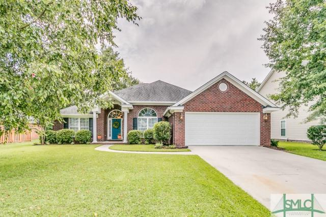 127 St Catherine's Court, Richmond Hill, GA 31324 (MLS #193486) :: The Robin Boaen Group