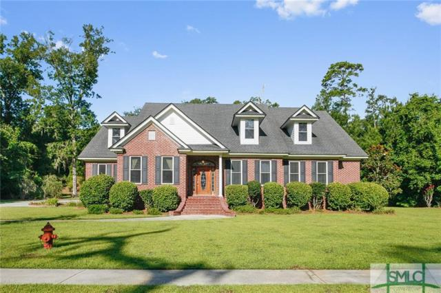 16 Serenity Point, Savannah, GA 31419 (MLS #193489) :: Karyn Thomas