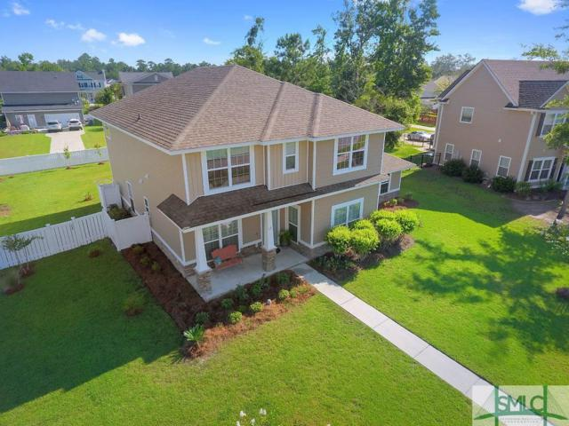 13 James Drive, Richmond Hill, GA 31324 (MLS #193500) :: Karyn Thomas