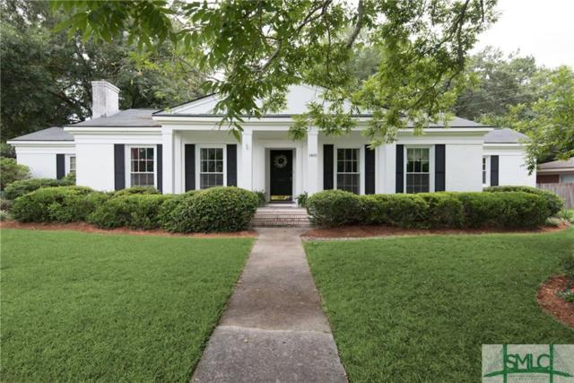 1405 N Camden Circle, Savannah, GA 31406 (MLS #193505) :: The Robin Boaen Group