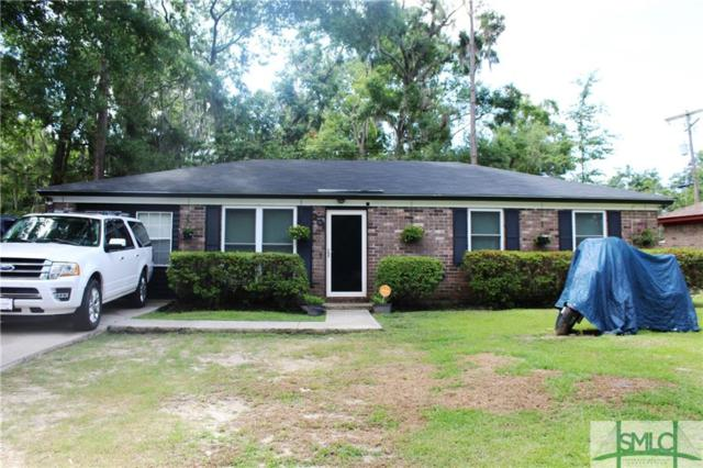 201 Kevin Drive, Savannah, GA 31406 (MLS #193506) :: Karyn Thomas