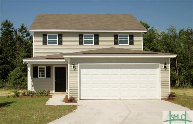 152 Ristona Drive, Savannah, GA 31419 (MLS #193537) :: Coastal Savannah Homes