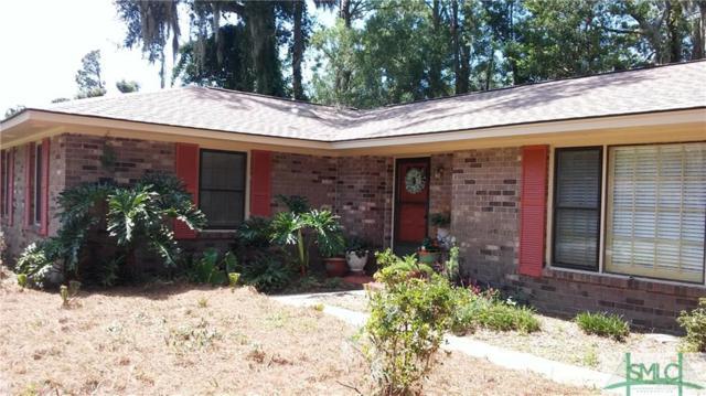 110 Biltmore Road, Savannah, GA 31410 (MLS #193546) :: The Arlow Real Estate Group