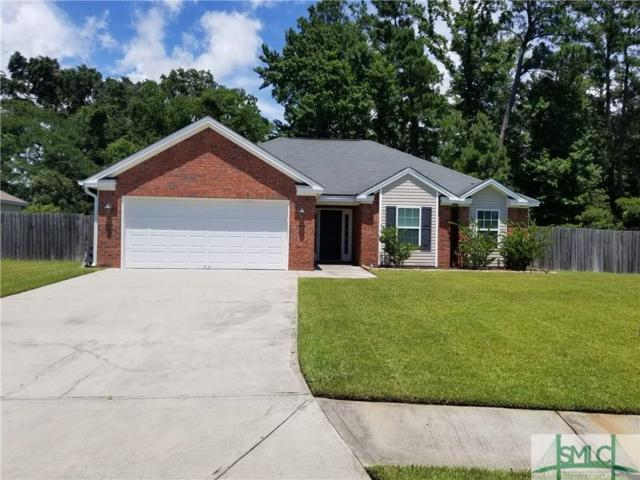 10 Montero Drive, Savannah, GA 31405 (MLS #193560) :: McIntosh Realty Team