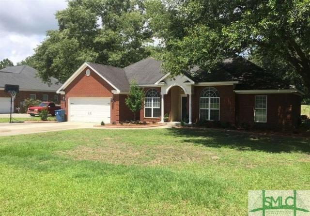 98 Lansing Drive, Ellabell, GA 31308 (MLS #193593) :: The Sheila Doney Team