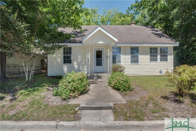 1130 E 72nd Street, Savannah, GA 31404 (MLS #193604) :: Coastal Savannah Homes