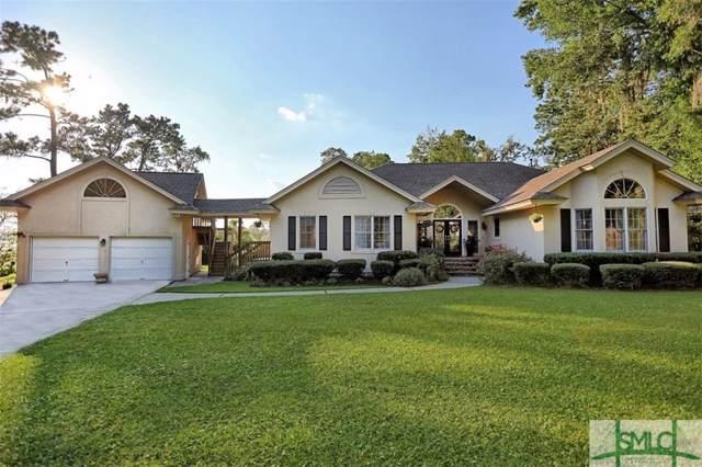 28 Eagle Ridge Drive, Savannah, GA 31406 (MLS #193607) :: Coastal Savannah Homes