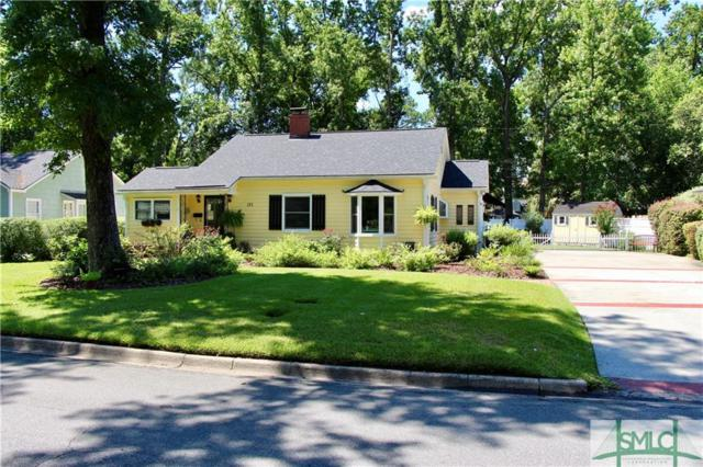 131 Columbus Drive, Savannah, GA 31405 (MLS #193610) :: Coastal Savannah Homes