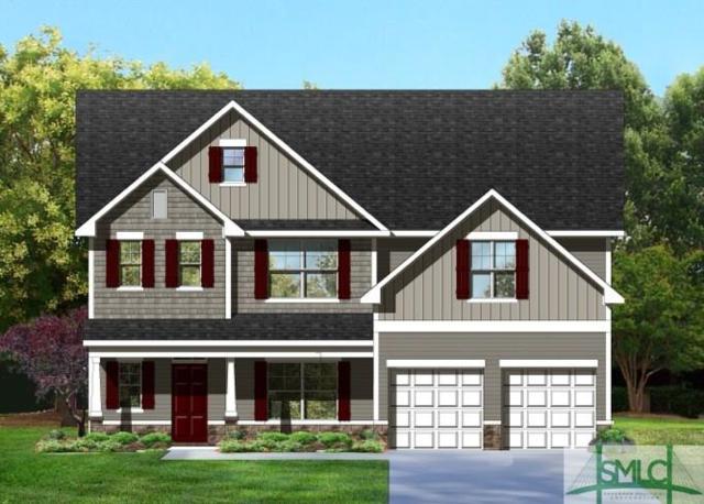 45 Flemington Oaks Drive, Hinesville, GA 31313 (MLS #193624) :: The Arlow Real Estate Group