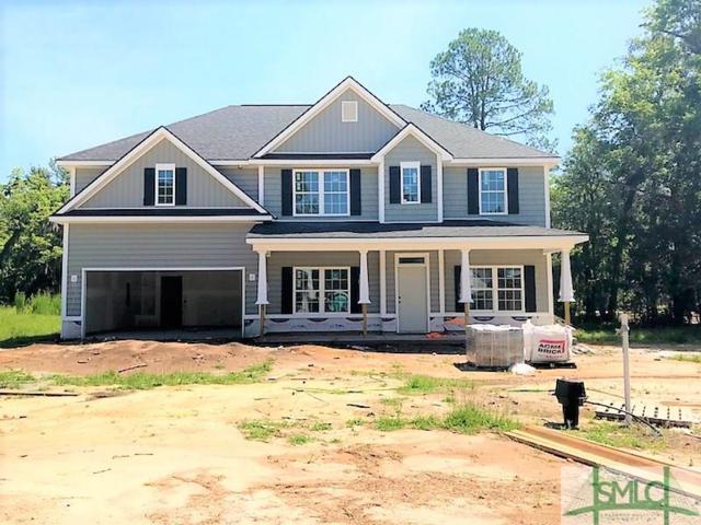 23 Flemington Oaks Drive, Hinesville, GA 31313 (MLS #193632) :: The Arlow Real Estate Group