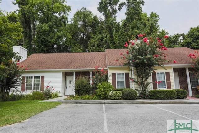 21 Chaintree Drive, Savannah, GA 31419 (MLS #193637) :: Coastal Savannah Homes