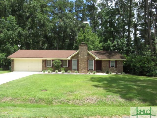 110 Wilkes Street, Pooler, GA 31322 (MLS #193644) :: The Arlow Real Estate Group