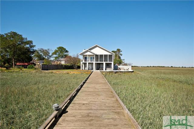 154 Pelican Drive, Tybee Island, GA 31328 (MLS #193649) :: Coastal Savannah Homes