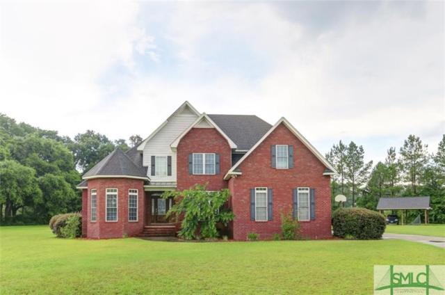 108 Heritage Drive, Guyton, GA 31312 (MLS #193662) :: McIntosh Realty Team