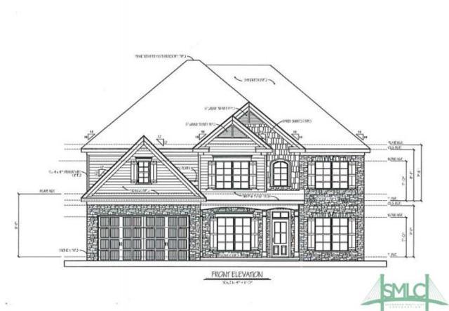 104 Cypress Loop, Bloomingdale, GA 31302 (MLS #193688) :: Coastal Savannah Homes