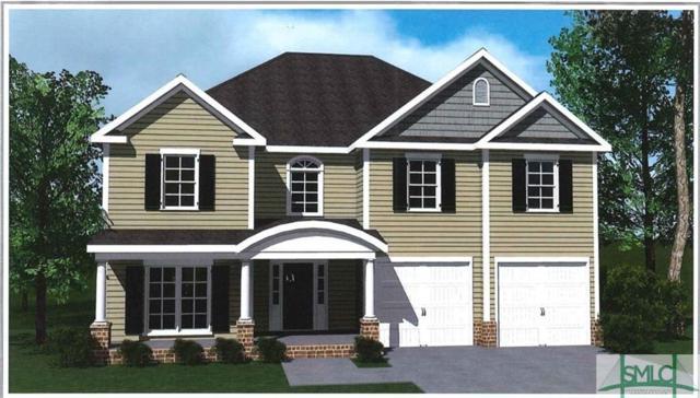 106 Cypress Loop, Bloomingdale, GA 31302 (MLS #193692) :: Coastal Savannah Homes