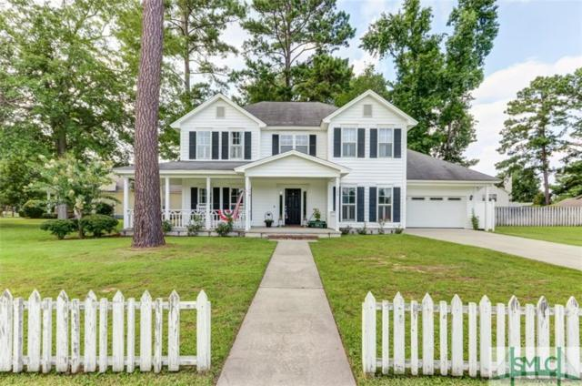 320 Wild Heron Road, Savannah, GA 31419 (MLS #193719) :: The Randy Bocook Real Estate Team