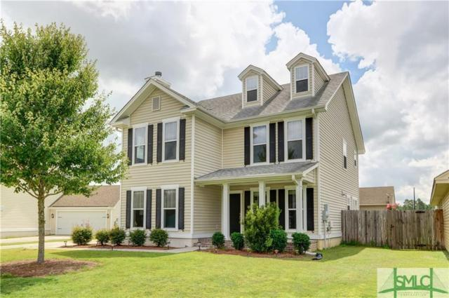 204 Pine Forest Lane, Pooler, GA 31322 (MLS #193767) :: The Robin Boaen Group