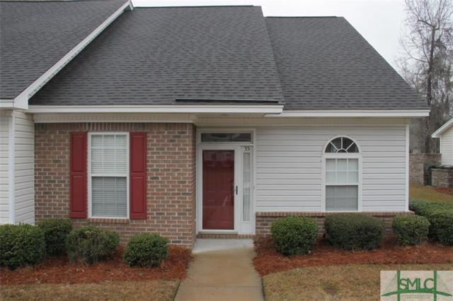 35 Putters Place, Savannah, GA 31419 (MLS #193791) :: Coastal Savannah Homes