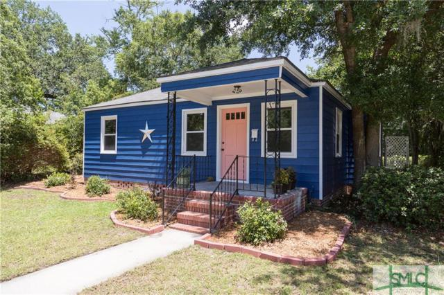 2304 E 38th Street, Savannah, GA 31404 (MLS #193826) :: The Arlow Real Estate Group