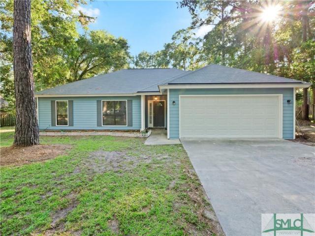 605 Davis Road, Richmond Hill, GA 31324 (MLS #193833) :: Karyn Thomas