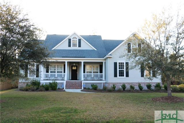 176 Rice Mill Drive, Savannah, GA 31419 (MLS #193851) :: The Arlow Real Estate Group
