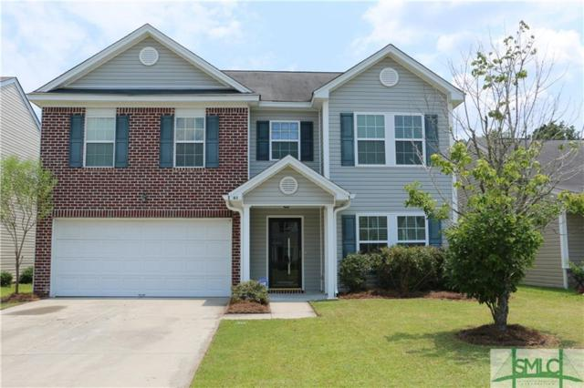 68 Old Mill Road, Port Wentworth, GA 31407 (MLS #193855) :: The Arlow Real Estate Group