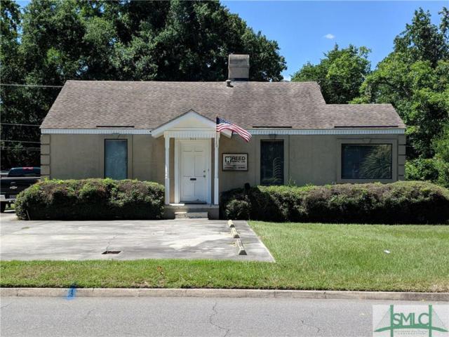 511 E 63rd Street, Savannah, GA 31405 (MLS #193893) :: Coastal Savannah Homes