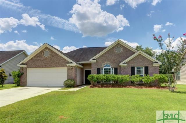 225 Pampas Drive, Pooler, GA 31322 (MLS #193943) :: The Robin Boaen Group